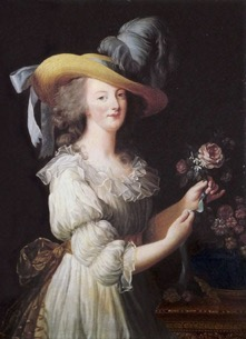 6 Marie Antoinette en Chemise