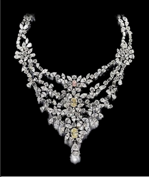 1 - most expensive jewelry marie antoinette copy