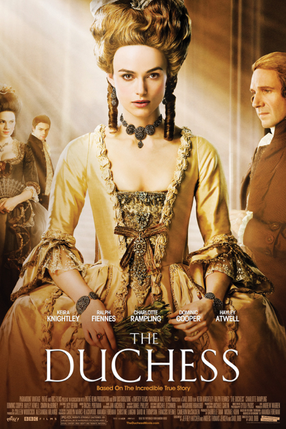 9 - the duchess movie recommendation