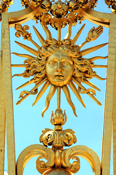 King Louis XIV SunGod
