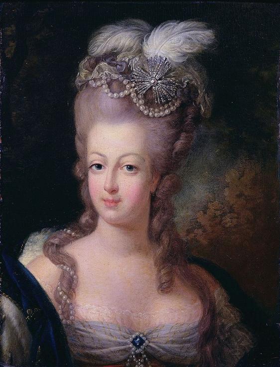 Brooch Marie Antoinette